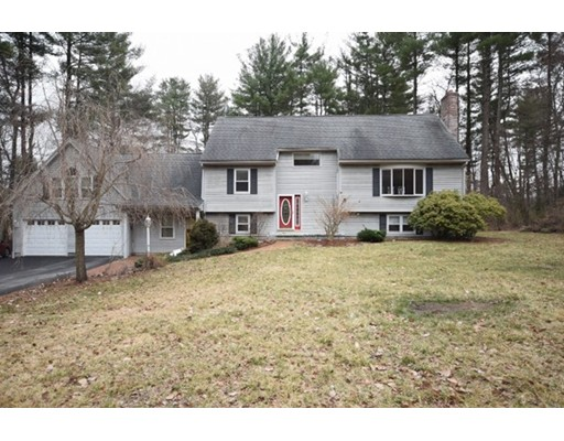 Single Family Home for Sale at 6 Fox Run Road Sterling, Massachusetts 01564 United States