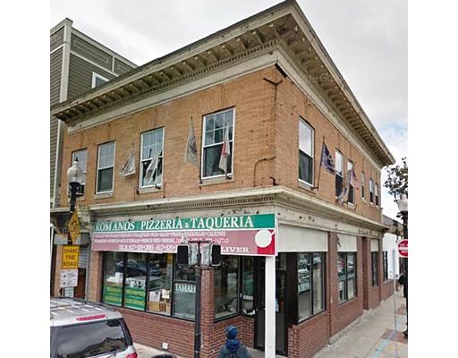 Comercial por un Alquiler en 4251 Washington Street 4251 Washington Street Boston, Massachusetts 02131 Estados Unidos
