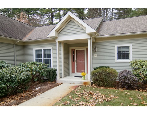 Condominium for Sale at 6 Moore Circle Bedford, Massachusetts 01730 United States