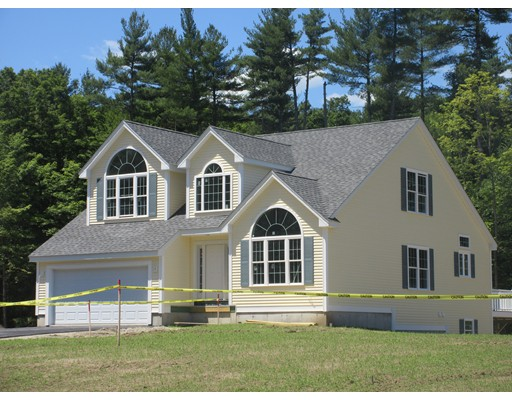 Casa Unifamiliar por un Venta en 5 Spaulding Lane Pepperell, Massachusetts 01463 Estados Unidos