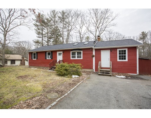 Single Family Home for Sale at 28 Robinwood Drive Scituate, Rhode Island 02831 United States