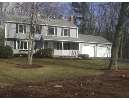 独户住宅 为 销售 在 18 Lancelot Drive Paxton, 马萨诸塞州 01612 美国