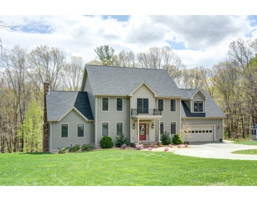 Single Family Home for Sale at 45 Putnam Hill Road Sutton, Massachusetts 01590 United States