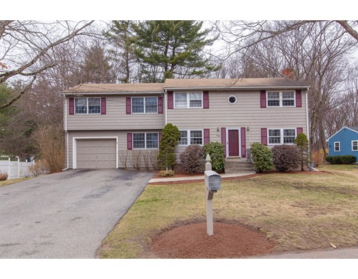 Single Family Home for Sale at 249 Fox Hill Road Burlington, Massachusetts 01803 United States