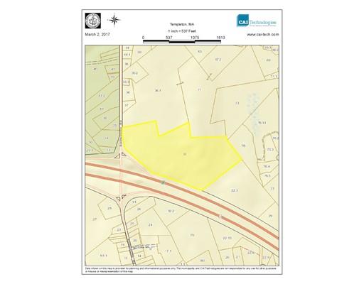 Terrain pour l Vente à Address Not Available Templeton, Massachusetts 01468 États-Unis
