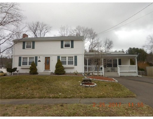 House for Sale at 65 oakwood street Enfield, Connecticut 06082 United States