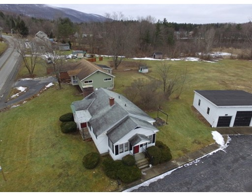 Single Family Home for Sale at 606 Mohawk Trail North Adams, Massachusetts 01247 United States