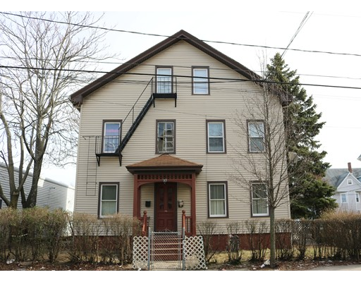 Multi-Family Home for Sale at 163 Cottage Street Pawtucket, Rhode Island 02860 United States