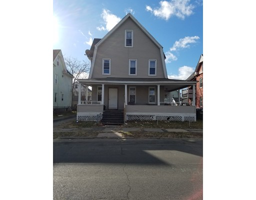 106 Revere St, Springfield, MA 01108