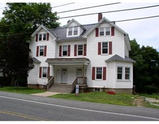 多户住宅 为 销售 在 142 Maple Street Warren, 马萨诸塞州 01083 美国