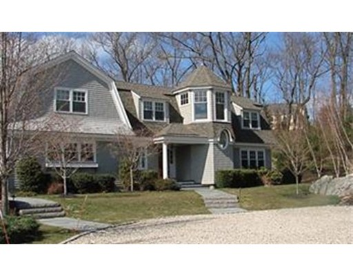 Single Family Home for Rent at 8 Elm Court Cohasset, Massachusetts 02025 United States