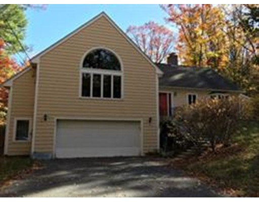 Single Family Home for Rent at 260 Cochituate Road Wayland, Massachusetts 01778 United States
