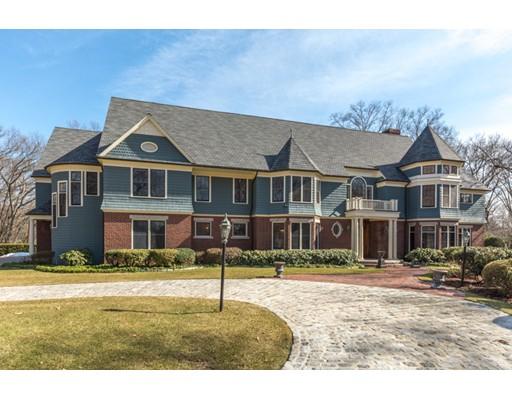 Maison unifamiliale pour l Vente à 5 John Hosmer Lane Lexington, Massachusetts 02420 États-Unis