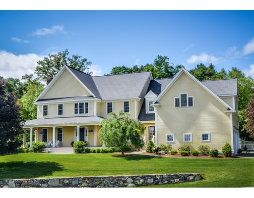 Casa Unifamiliar por un Venta en 11 Davis Brook Drive Natick, Massachusetts 01760 Estados Unidos