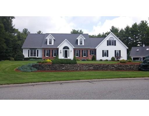 Single Family Home for Sale at 3 Alice Bradley Lane Foxboro, Massachusetts 02035 United States