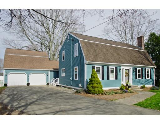 独户住宅 为 销售 在 124 Scotland Street West Bridgewater, 马萨诸塞州 02379 美国