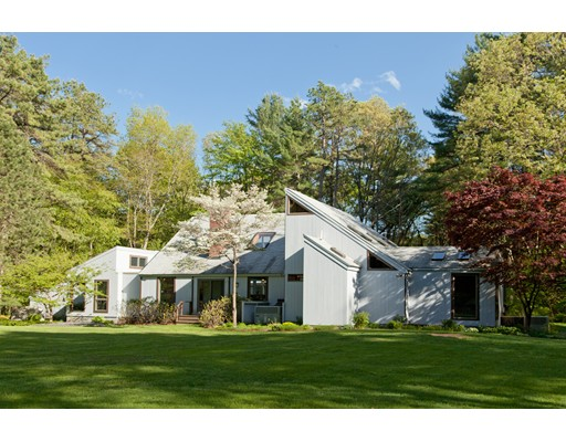 Single Family Home for Sale at 40 Coppermine Road Concord, Massachusetts 01742 United States