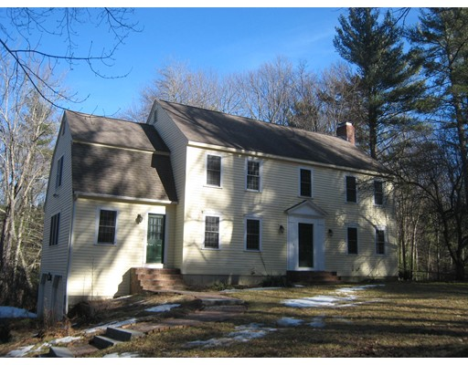 25 Scott Road, Harvard, MA 01451