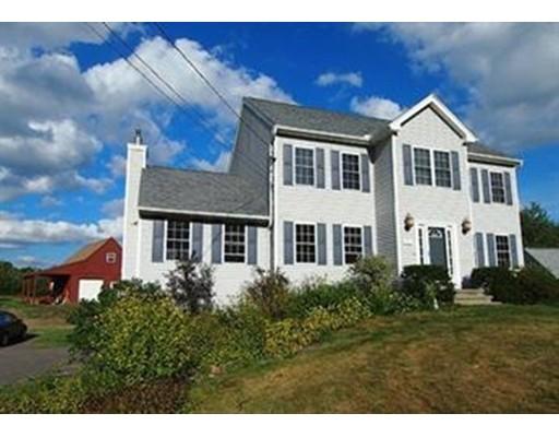 独户住宅 为 销售 在 394 Erickson Road Ashby, 马萨诸塞州 01431 美国