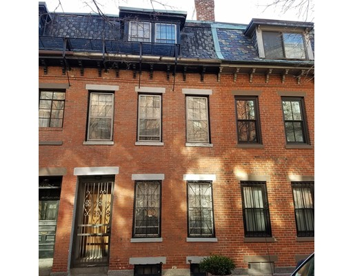 Single Family Home for Sale at 26 Lawrence Street Boston, Massachusetts 02116 United States