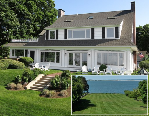 Single Family Home for Sale at 5 Howes Lane Plymouth, Massachusetts 02360 United States