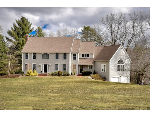 Single Family Home for Sale at 19 Cider Hill Lane Sherborn, Massachusetts 01770 United States