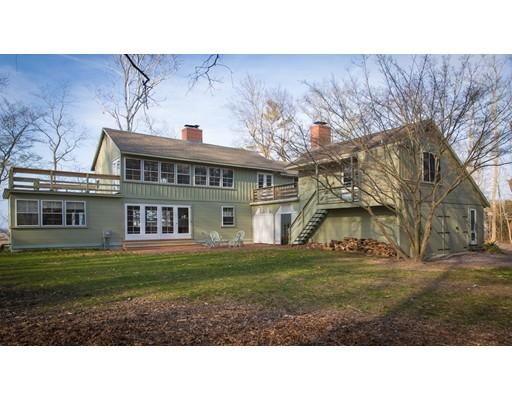 独户住宅 为 出租 在 45 Old Cove Road 达克斯伯里, 马萨诸塞州 02332 美国