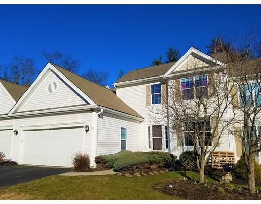 Condominium for Sale at 19 Brook Lane Berlin, Massachusetts 01503 United States