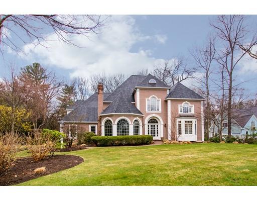 Maison unifamiliale pour l Vente à 5 Bridgeton Way Hopkinton, Massachusetts 01748 États-Unis
