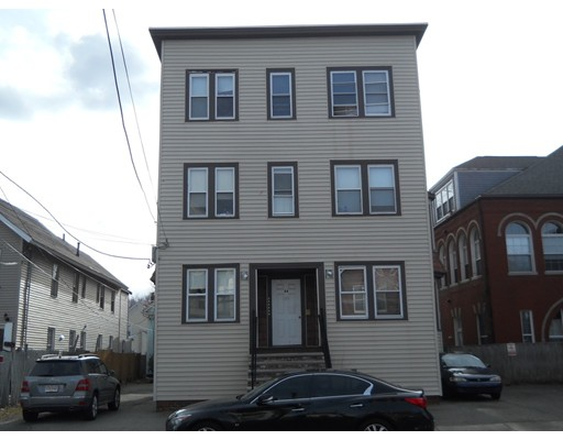 Multi-Family Home for Sale at 84 Franklin Street Lynn, Massachusetts 01902 United States