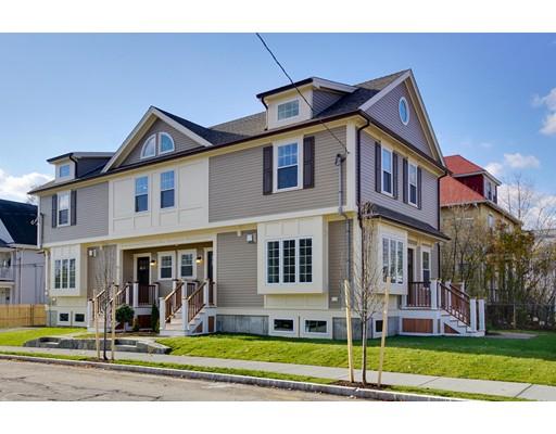 Condominio por un Venta en 55 Harnden Avenue Watertown, Massachusetts 02472 Estados Unidos