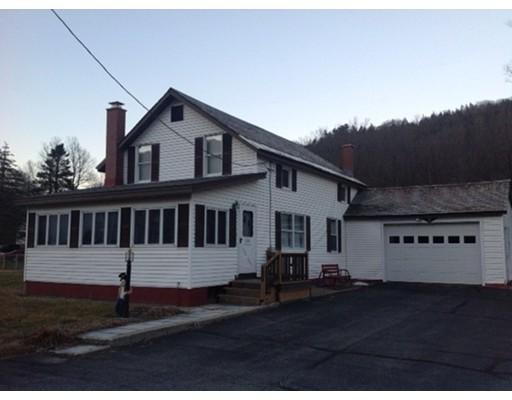 独户住宅 为 销售 在 284 Route 20 Chester, 马萨诸塞州 01011 美国