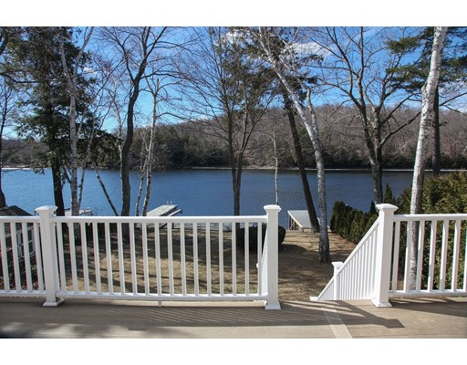 Single Family Home for Sale at 82 S Gate Island Road Otis, Massachusetts 01253 United States