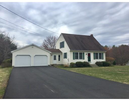 独户住宅 为 销售 在 35 Gill Road Bernardston, 马萨诸塞州 01337 美国