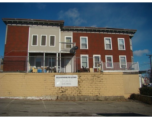 Multi-Family Home for Sale at 800 Broad Street Central Falls, Rhode Island 02863 United States
