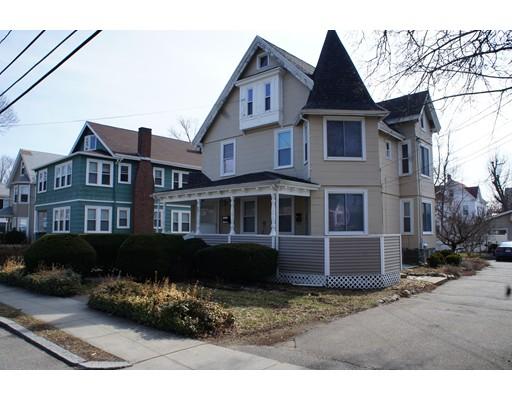 Casa Unifamiliar por un Alquiler en 167 Atlantic Street Quincy, Massachusetts 02171 Estados Unidos
