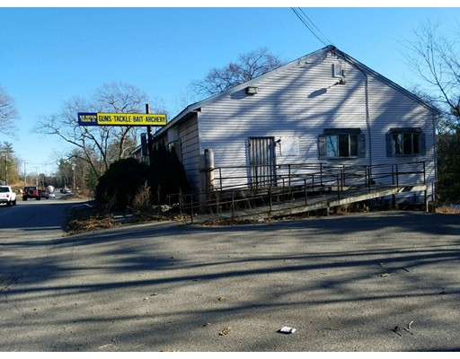 Comercial para Venda às 91 Littleton Road Ayer, Massachusetts 01432 Estados Unidos