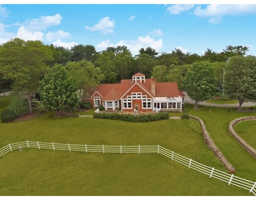 Single Family Home for Sale at 136 Alden Street Duxbury, 02332 United States