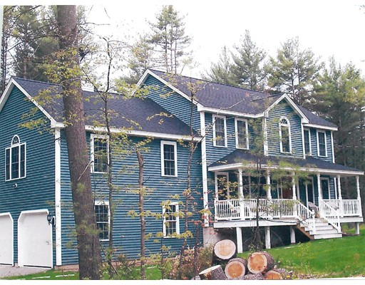 Single Family Home for Sale at 23 Rock Maple Lane Westminster, Massachusetts 01473 United States