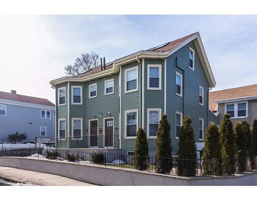 独户住宅 为 出租 在 129 Cross Street Somerville, 马萨诸塞州 02145 美国
