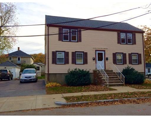 Casa Unifamiliar por un Alquiler en 133 Greene Street Quincy, Massachusetts 02170 Estados Unidos