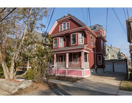Single Family Home for Sale at 57 Highland Road Somerville, Massachusetts 02144 United States