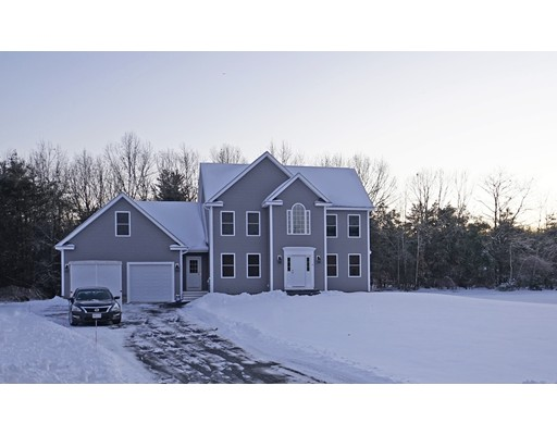 5 (Lot 14) Rileys Way, Pepperell, MA 01463