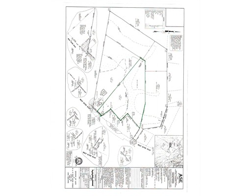 Land for Sale at 25 West River Street Upton, Massachusetts 01568 United States