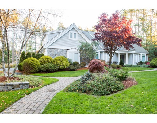 Single Family Home for Sale at 48 CANDLEWOOD DRIVE Topsfield, Massachusetts 01983 United States