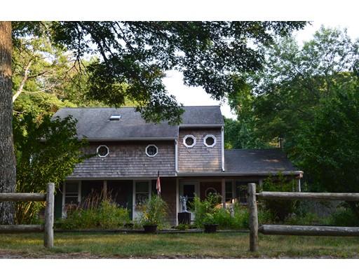 独户住宅 为 销售 在 60 Franklin Terrace Tisbury, 马萨诸塞州 02568 美国