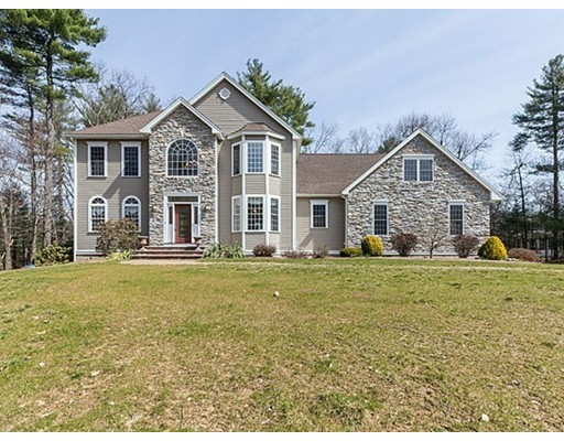 Single Family Home for Sale at 1 Wildflower Lane Groton, Massachusetts 01450 United States