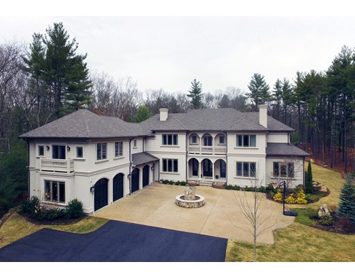 Single Family Home for Sale at 16 Pettees Pond Lane 16 Pettees Pond Lane Westwood, Massachusetts 02090 United States