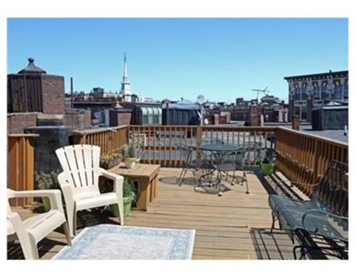 Single Family Home for Rent at 163 Endicott Street Boston, Massachusetts 02113 United States