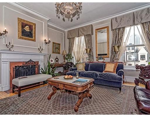 独户住宅 为 出租 在 295 Marlborough Street 波士顿, 马萨诸塞州 02116 美国
